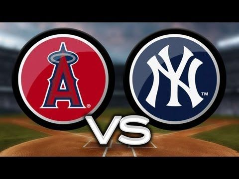 Ver New York Yankees vs Los Angeles Angels Online