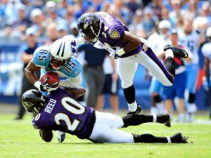 Baltimore Ravens vs Tennessee Titans