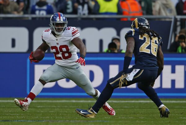 NFL En Vivo Los Angeles Rams vs New York Giants