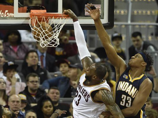 Ver Cleveland Cavaliers vs Indiana Pacers Online