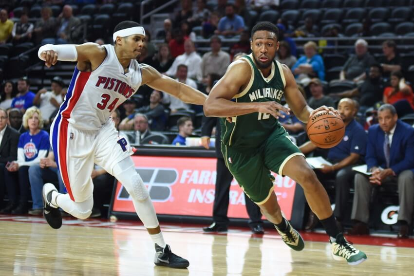 En Vivo y Directo Milwaukee Bucks vs Detroit Pistons