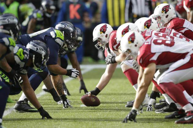NFL En Vivo Seattle Seahawks vs Arizona Cardinals