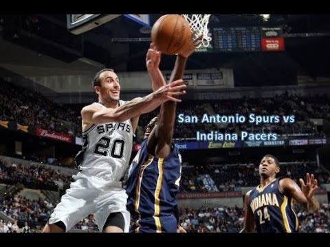 En Vivo San Antonio Spurs vs Indiana Pacers