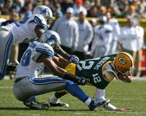 Detroit Lions vs Green Bay Packers En Vivo