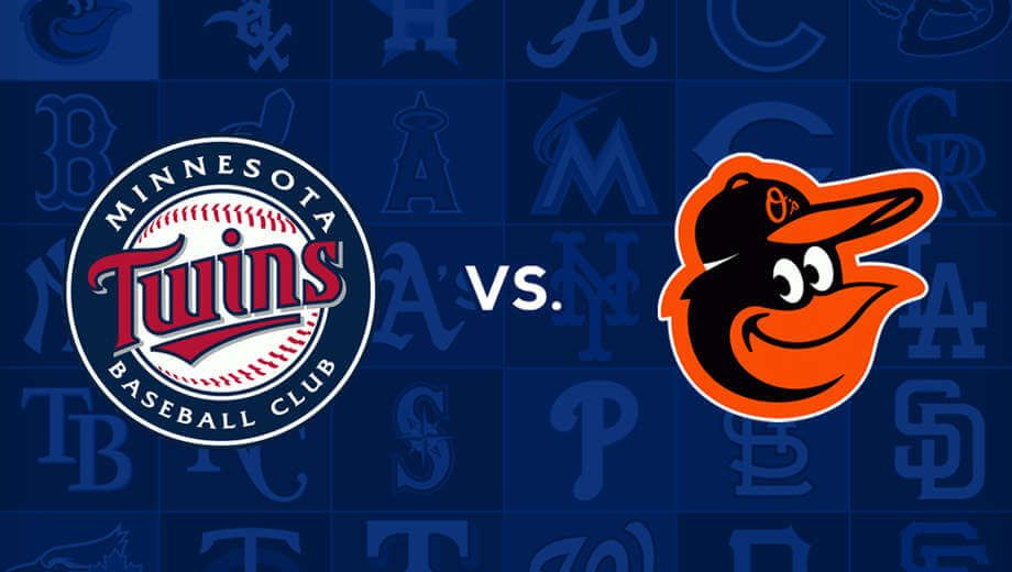 Minnesota Twins vs Baltimore Orioles En Vivo