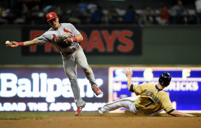 Milwaukee Brewers vs St. Louis Cardinals En Vivo