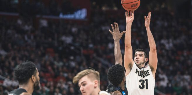 Texas Tech vs Purdue En Vivo