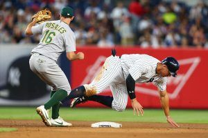 Oakland Athletics vs New York Yankees En Vivo
