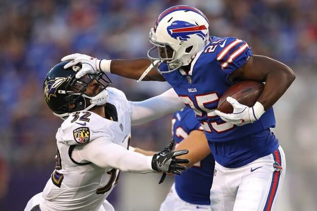 Buffalo Bills vs Baltimore Ravens En Vivo