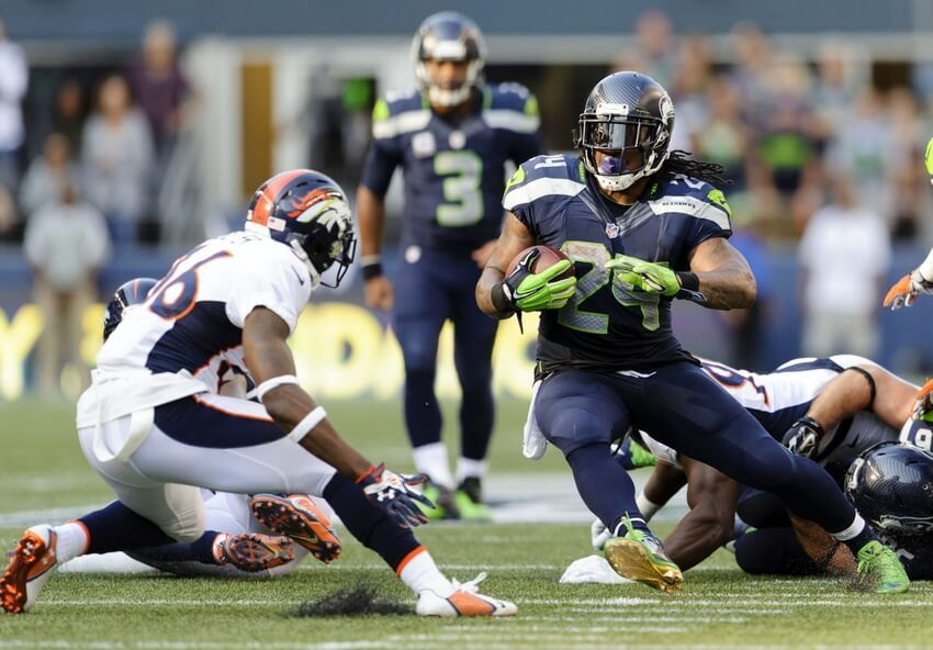 Seattle Seahawks vs Denver Broncos en vivo