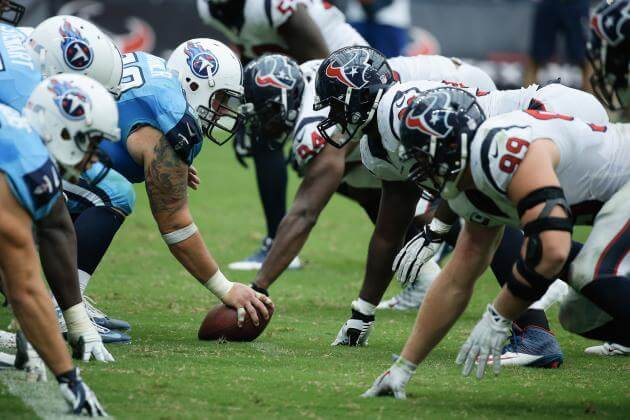 Tennessee Titans vs Houston Texans En Vivo