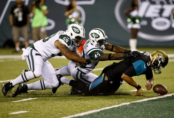 Jacksonville Jaguars vs New York Jets En Vivo