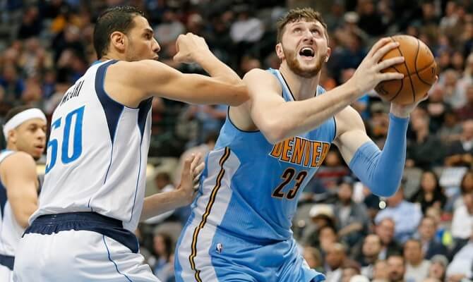 Denver Nuggets vs Dallas Mavericks En Vivo